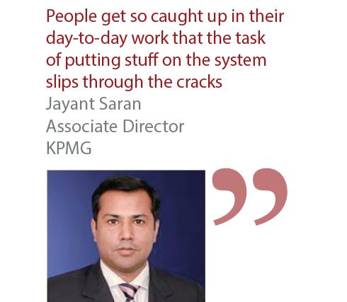 Jayant Saran Associate Director KPMG