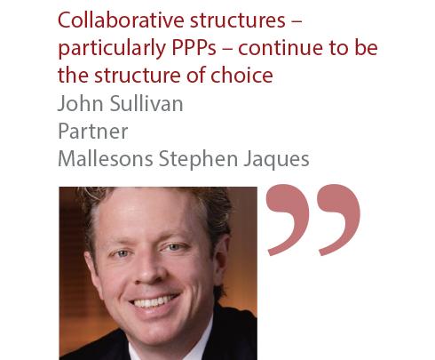 John Sullivan Partner Mallesons Stephen Jaques