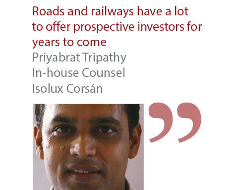 Priyabrat Tripathy In-house Counsel Isolux Corsan
