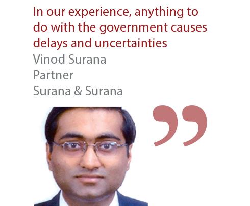 Vinod Surana Partner Surana & Surana