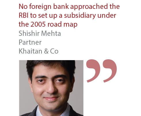 Shishir Mehta Partner Khaitan & Co