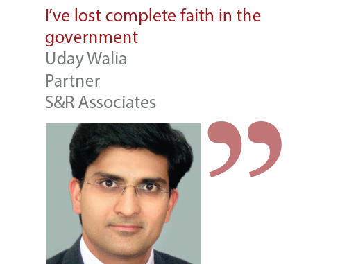 Uday Walia Partner S&R Associates