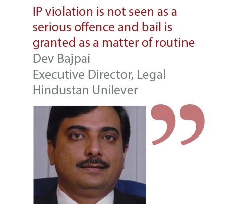 Dev Bajpai Executive Director Legal Hindustan Unilever