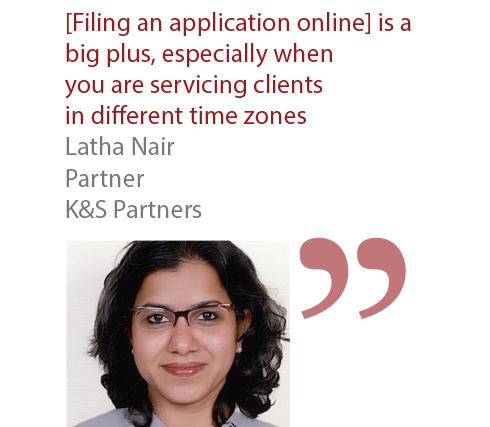 Latha Nair Partner K&S Partners