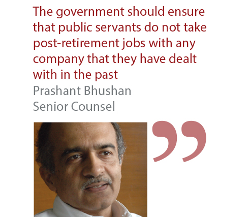 Prashant Bhushan Senior Counsel