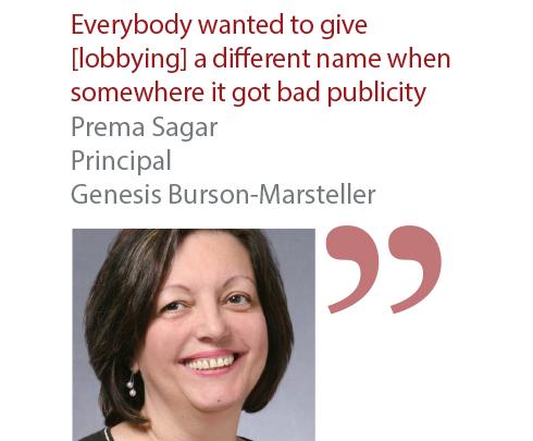 Prema Sagar Principal Genesis Burson-Marsteller