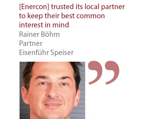 Rainer Bohm Partner Eisenfuhr Speiser