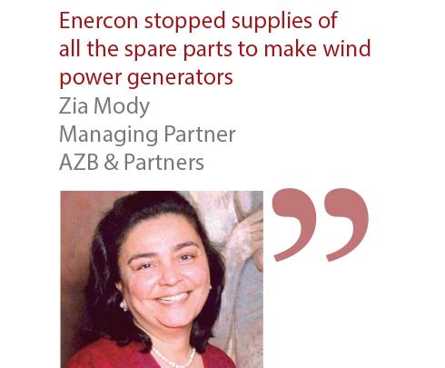 Zia Mody Managing Partner AZB & Partners