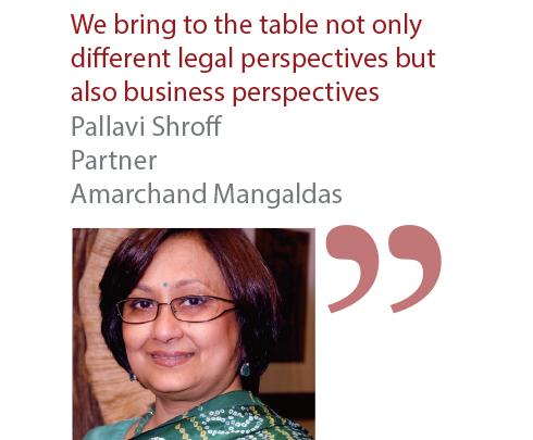Pallavi Shroff Partner Amarchand Mangaldas