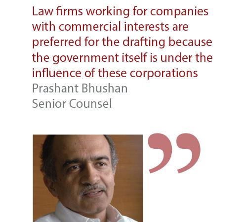 Prashant Bhushan Senior Counsel