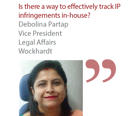 Debolina Partap Vice President Legal Affairs Wockhardt