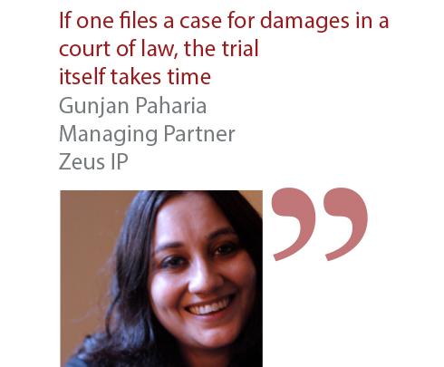 Gunjan Paharia Managing Partner Zeus IP