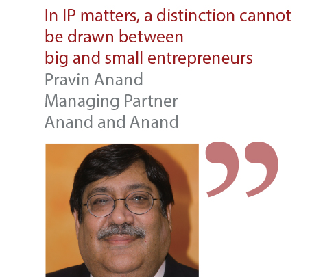 Pravin Anand Manging Partner Anand an Anand