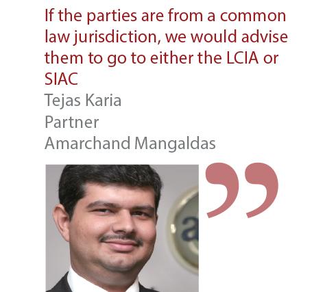 Tejas Karia Partner Amarchand Mangaldas