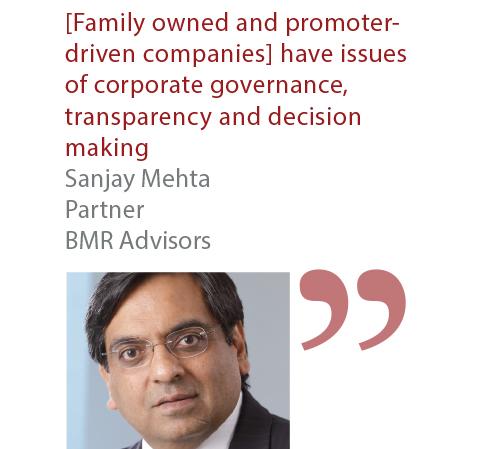 Sanjay Mehta Partner BMR Advisors