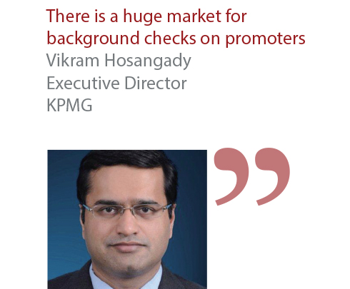 Vikram Hosangady Executive Director KPMG