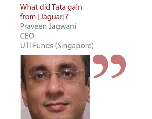 Praveen Jagwani CEO UTI Funds (Singapore)