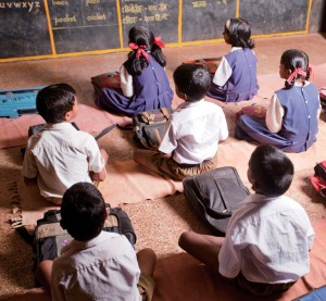 A brighter future ahead?: India's education system needs better infrastructure, management and organization, which for-profit entities could provide