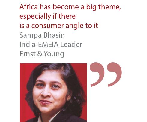 Sampa Bhasin India-EMEIA Leader Ernst & Young