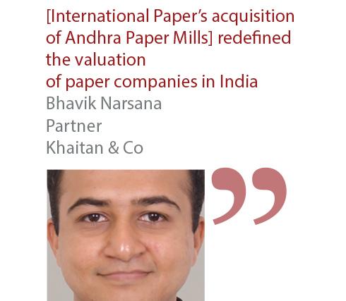 Bhavik Narsana Partner Khaitan & Co