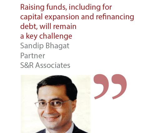Sandip Bhagat Partner S&R Associates