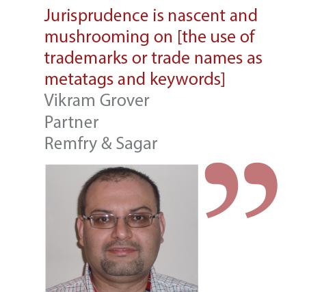 Vikram Grover Partner Remfry & Sagar