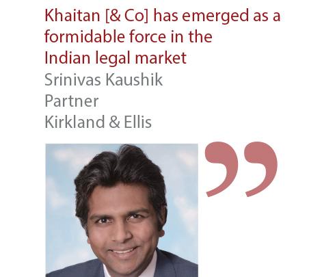 Srinivas Kaushik Partner Kirkland & Ellis