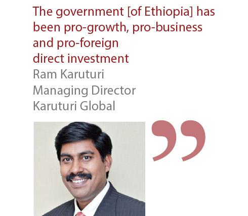 Ram Karuturi Managing Director Karuturi Global