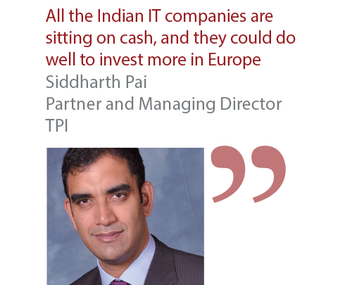 Siddharth Pai Partner and Managing Director TPI