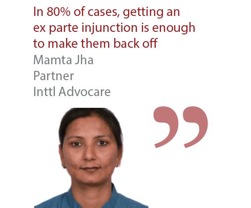 Mamta Jha Partner Inttl Advocare