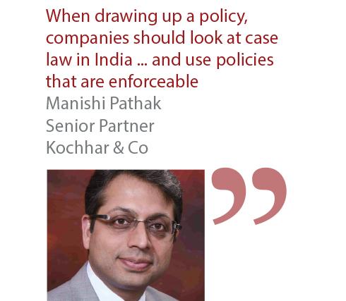 Manishi Pathak Senior Partner Kochhar & Co