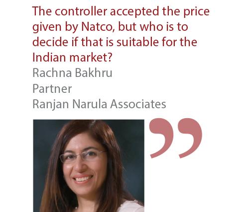 Rachna Bakhru Partner Ranjan Narula Associates