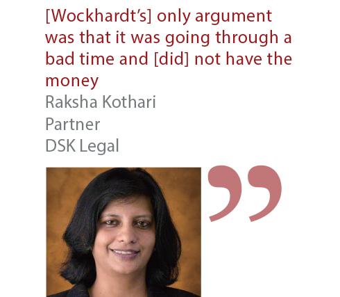 Raksha Kothari Partner DSK Legal