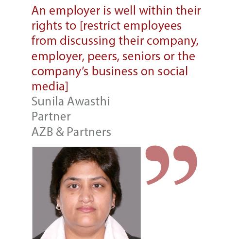 Sunila Awasthi Partner AZB & Partners