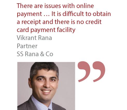 Vikrant Rana Partner SS Rana & Co