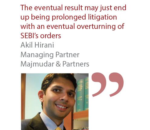 Akil Hirani Managing Partner Majmudar & Partners