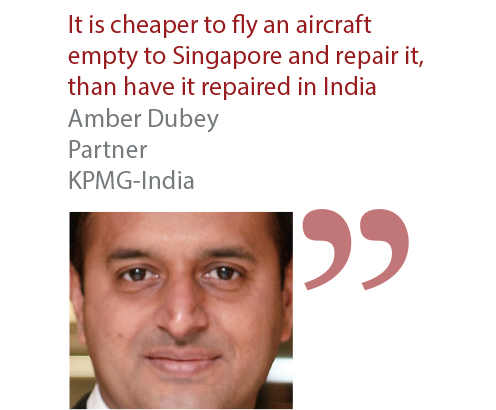 Amber Dubey Partner KPMG-India