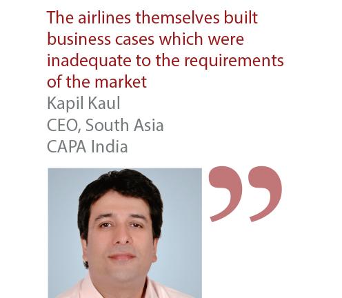Kapil Kaul CEO, South Asia CAPA India