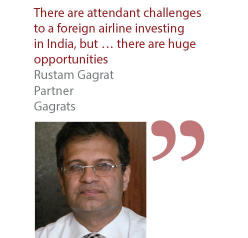 Rustam Gagrat Partner Gagrats