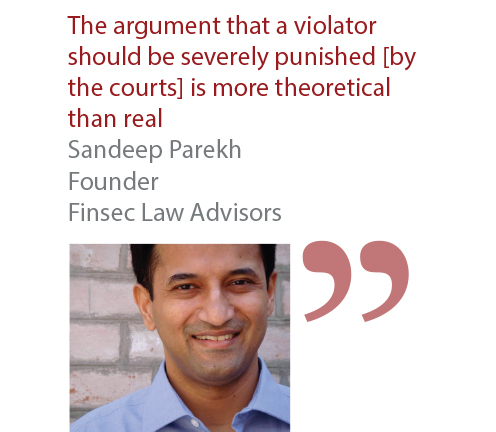 Sandeep Parekh Founder Finsec Law Advisors