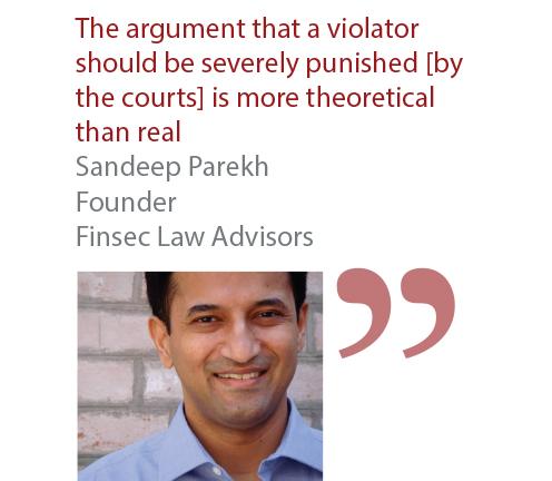 Sandeep Parekh Founder Finsec Law Advisors