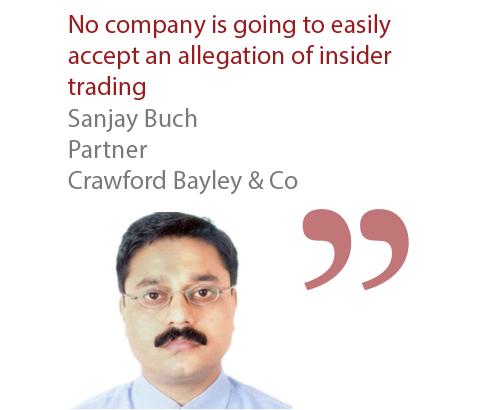 Sanjay Buch Partner Crawford Bayley & Co