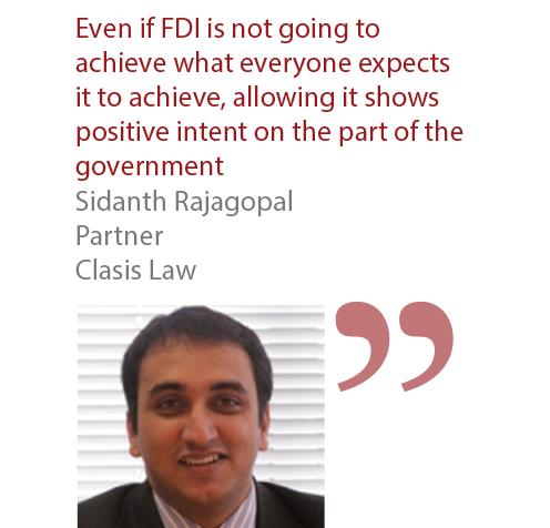 Sidanth Rajagopal Partner Clasis Law