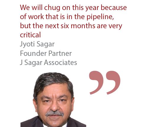 Jyoti Sagar Founder Partner J Sagar Associates