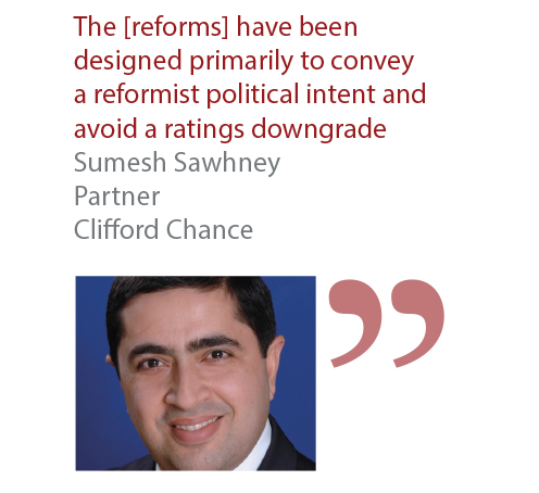 Sumesh Sawhney Partner Clifford Chance