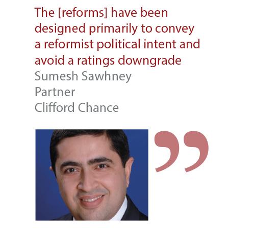 Sumesh Sawhney Partner Clifford Chance