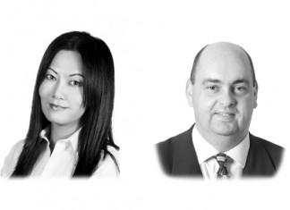 张人仪 Christine Chang and Greg Knowles Maples and Calder