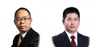 Dong XIao and Zhang Xianzhong, AnJie recruits partners for PE, international business, 安杰招募私募股权和国际商事专家担任新合伙人