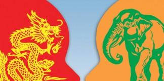 中国和印度商标法的比较