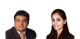 Vivek Vashi and Nandini Singh, Bharucha & Partners